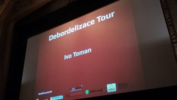 Debordelizace Ivo Tomana