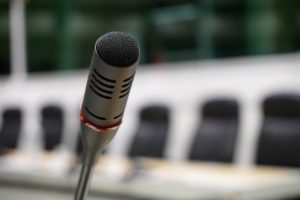 PHC conference microphone
