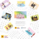 Pomáhajte s Kalendářem Hoteliéra 2020